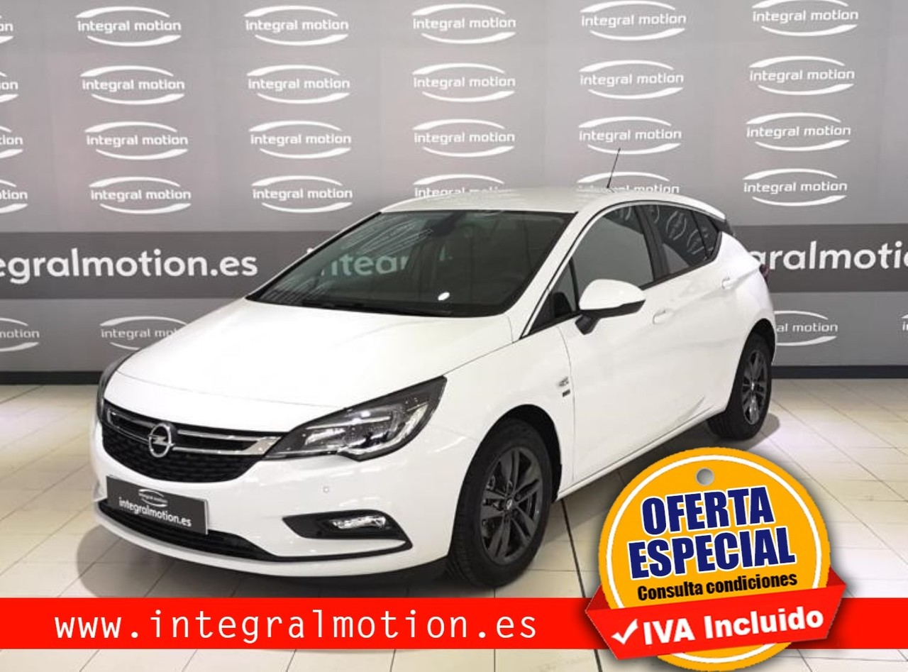 Opel Astra 1.6 CDTi S/S 81kW (110CV) 120 Aniversari  - Foto 1