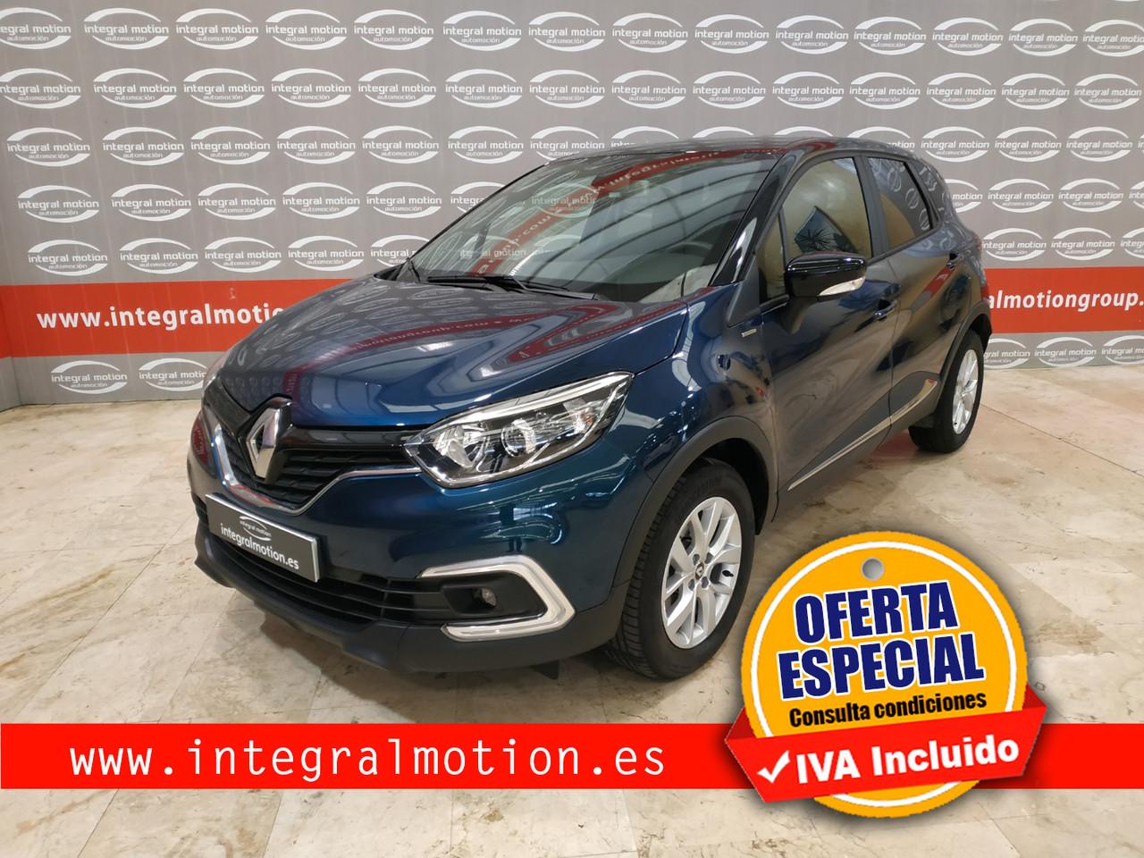 Renault Captur Zen TCe GPF 110kW (150CV) -18  - Foto 1
