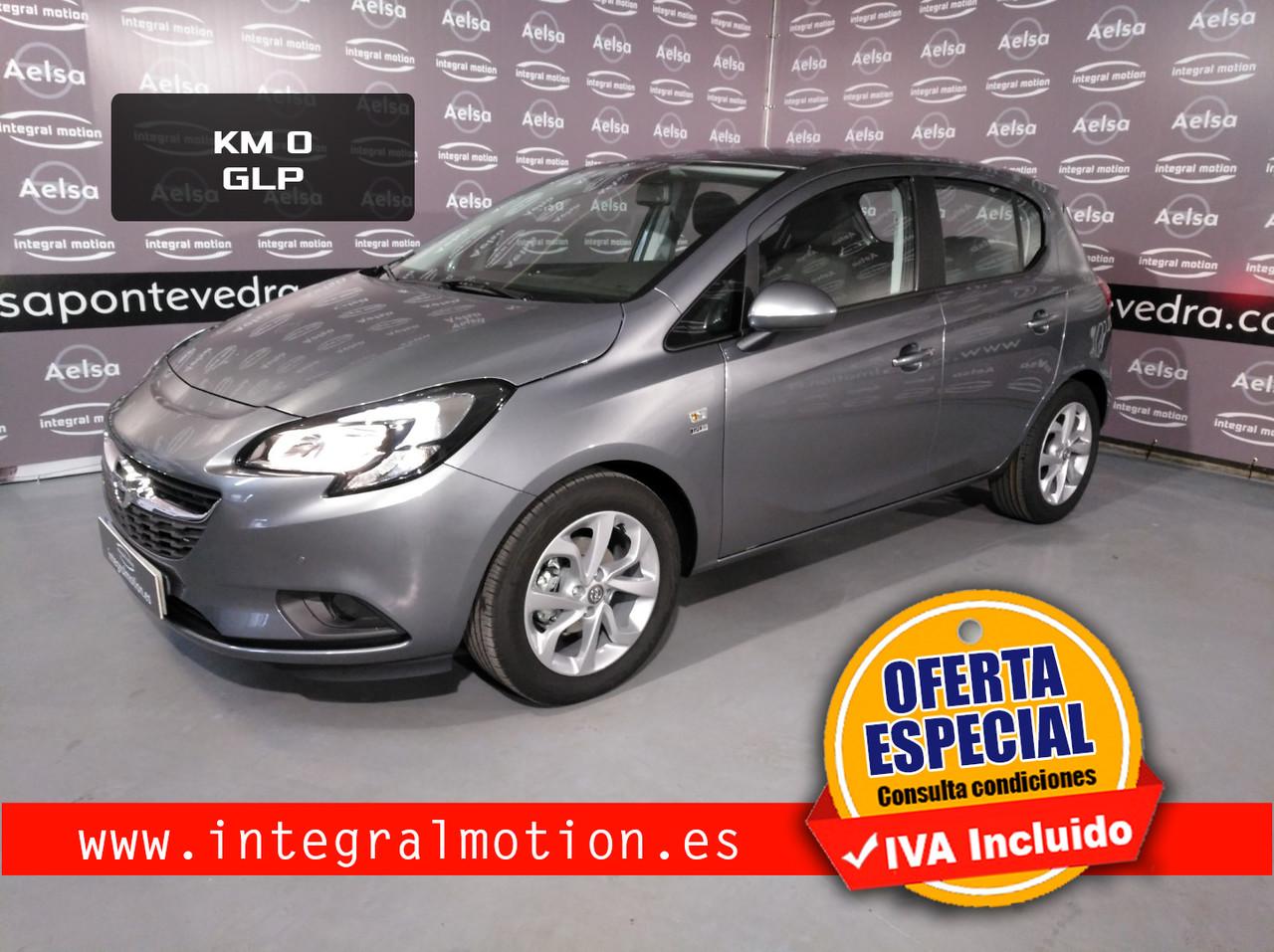 Opel Corsa 1.4 66kW (90CV) 120 Aniversario GLP  - Foto 1