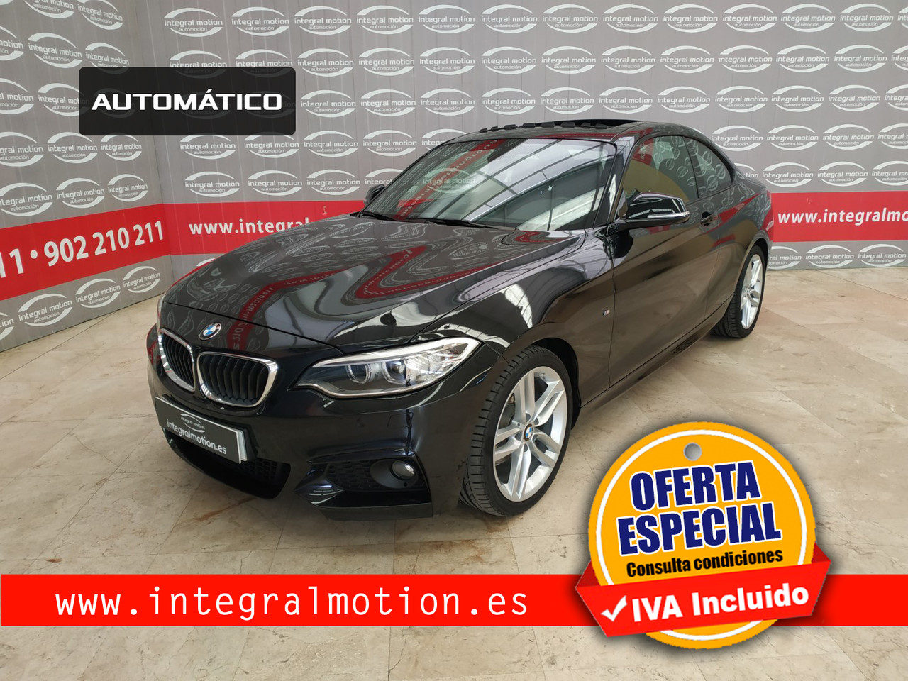 BMW Serie 2 218d  - Foto 1
