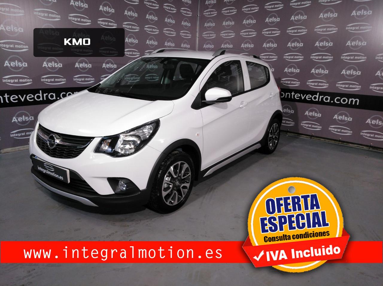 Opel Karl 1.0 Rocks  - Foto 1