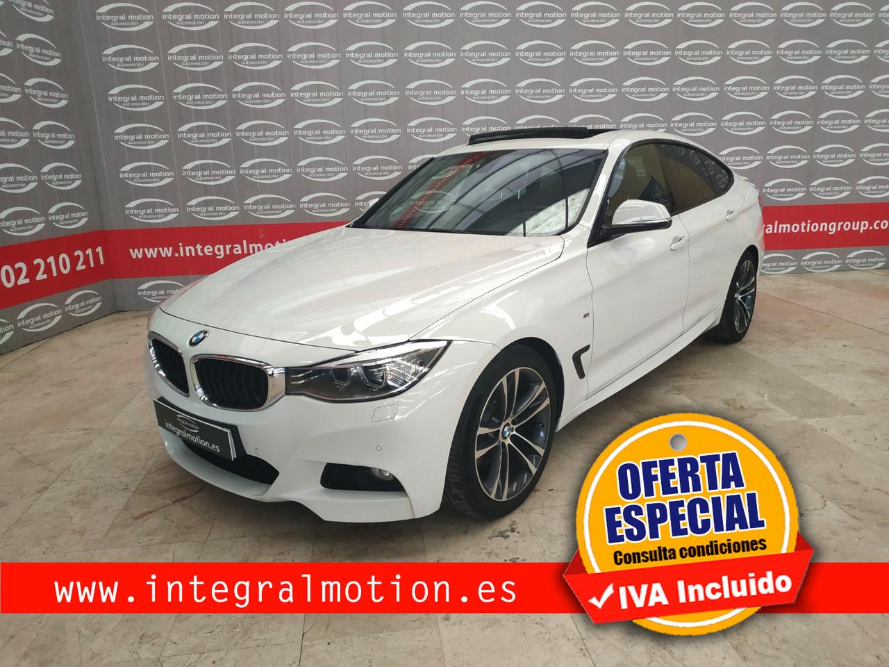 BMW Serie 3 320d Gran Turismo  - Foto 1