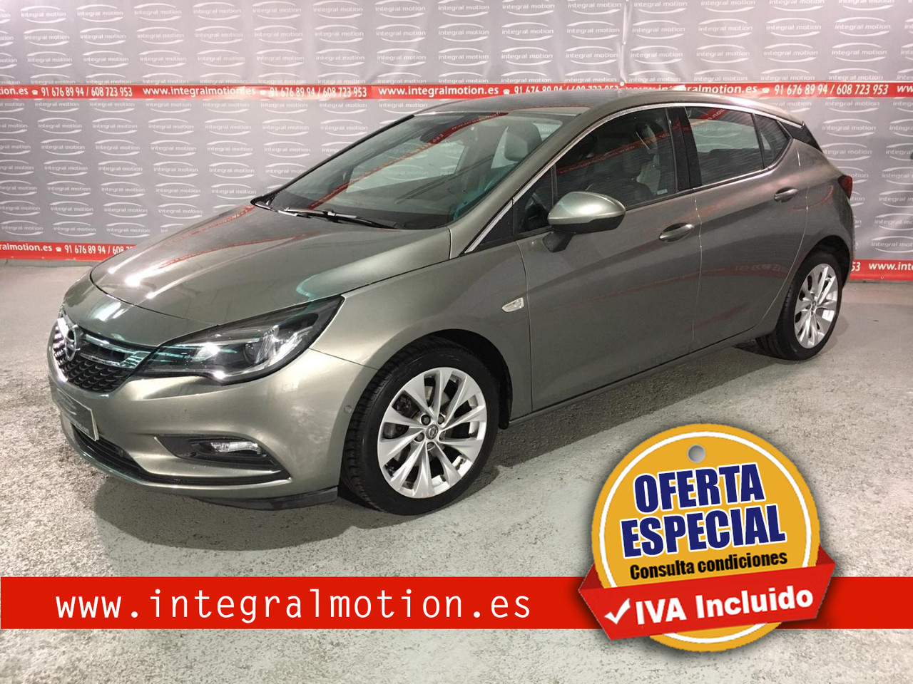 Opel Astra 1.6 CDTi S/S 100kW (136CV) Excellence  - Foto 1