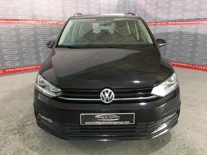 Volkswagen Touran Business & Navi 1.6 TDI CR 110CV BMT  - Foto 2