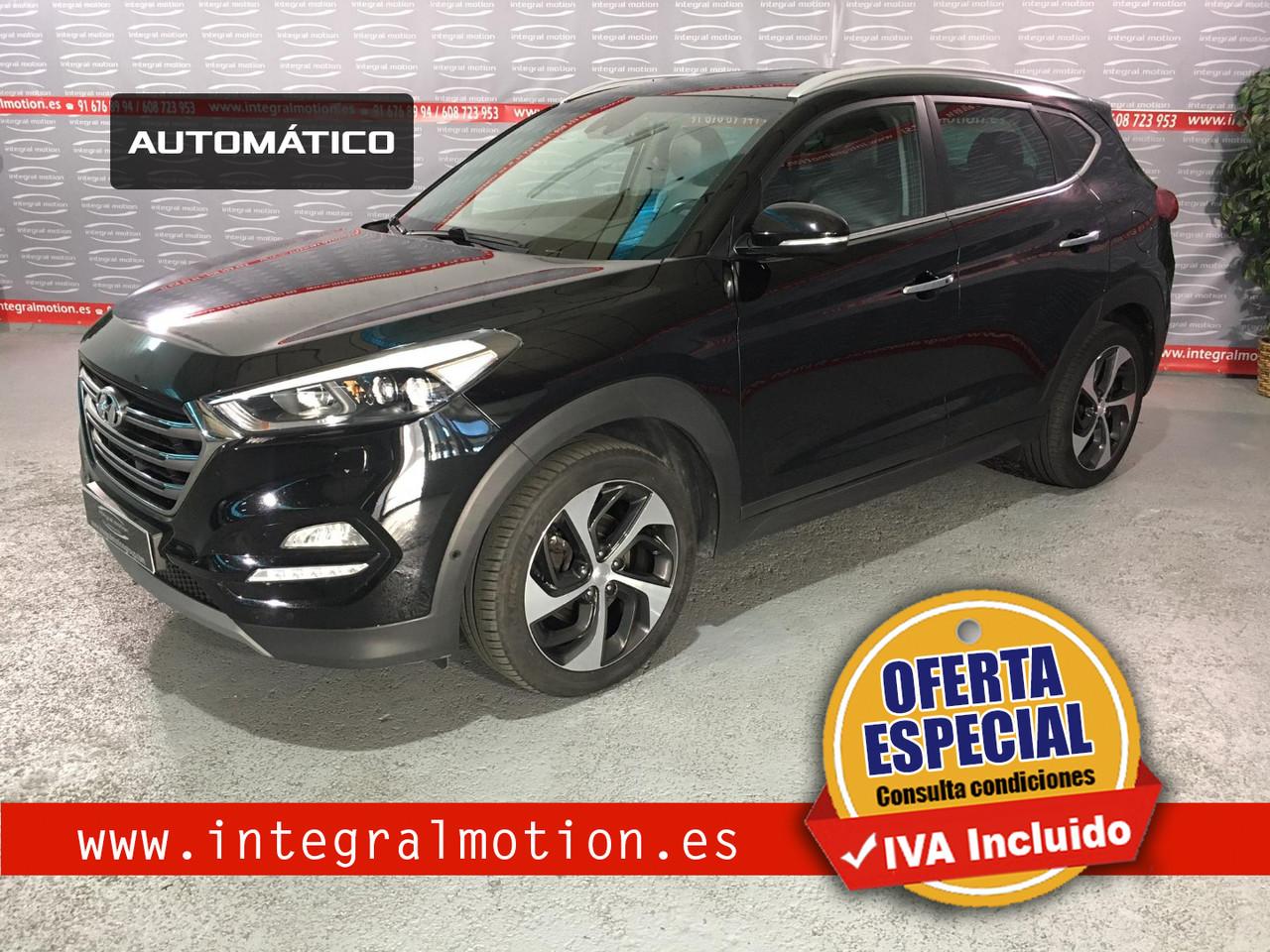 Hyundai Tucson 1.7 CRDi 104kW (141CV) BD Style DCT 4x2  - Foto 1