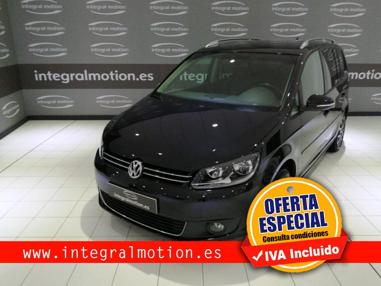 Volkswagen Touran Advance 2.0 TDI 140CV BMT  - Foto 1