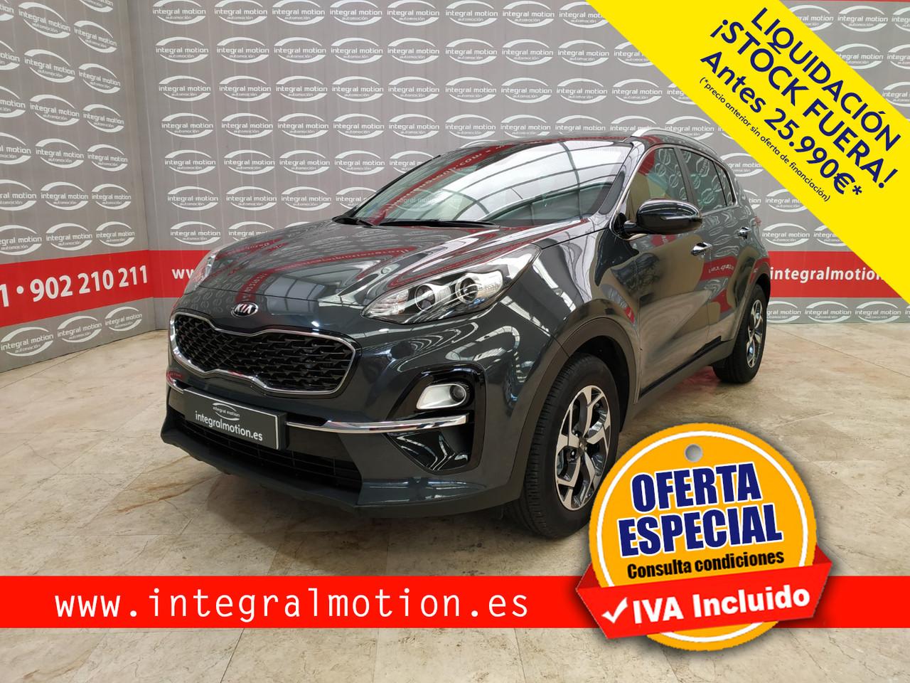 Kia Sportage 1.6 MHEV Drive Plus 85kW (115CV) 4x2  - Foto 1