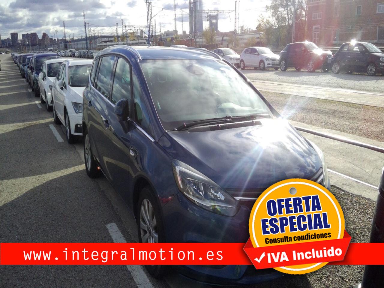 Opel Zafira 1.6 CDTi S/S 99kW (134CV) Excellence 17  - Foto 1