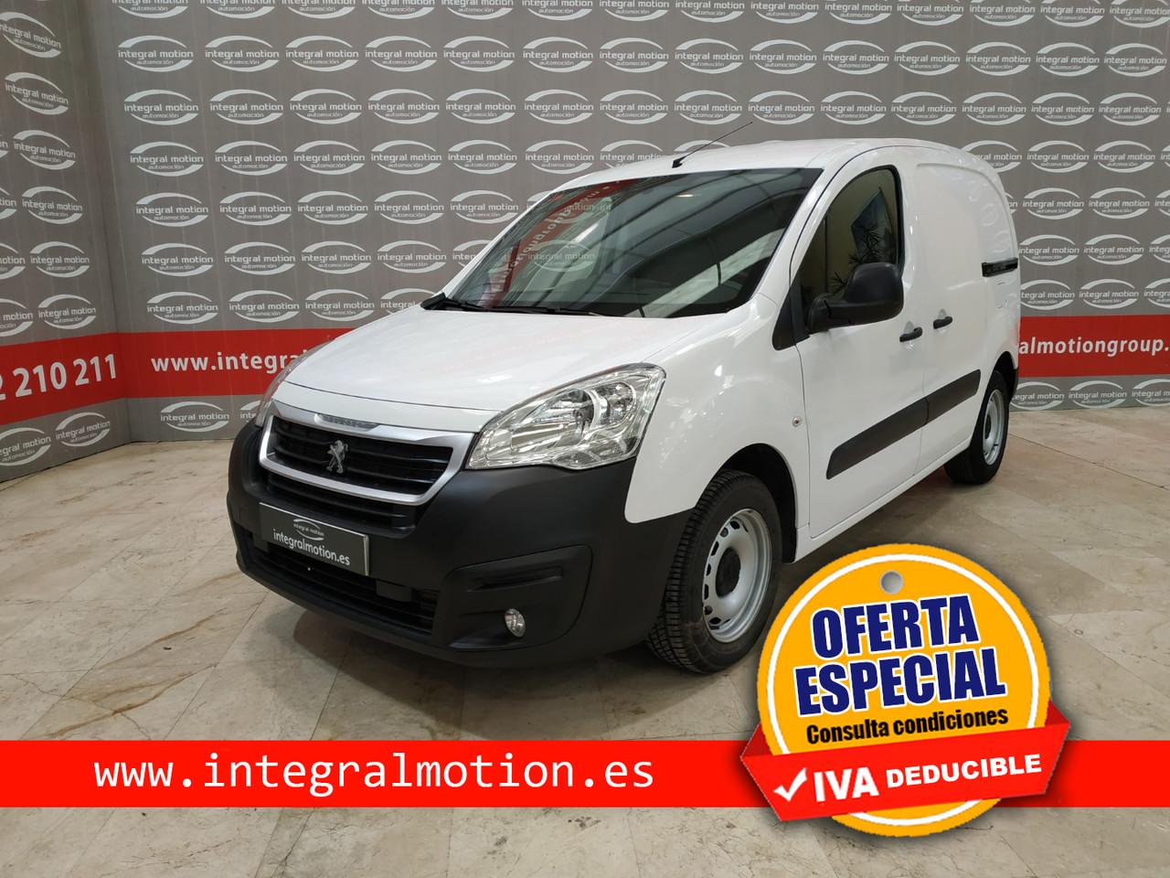 Peugeot Partner Furgón Confort Pack L1 1.6 HDi 75  - Foto 1