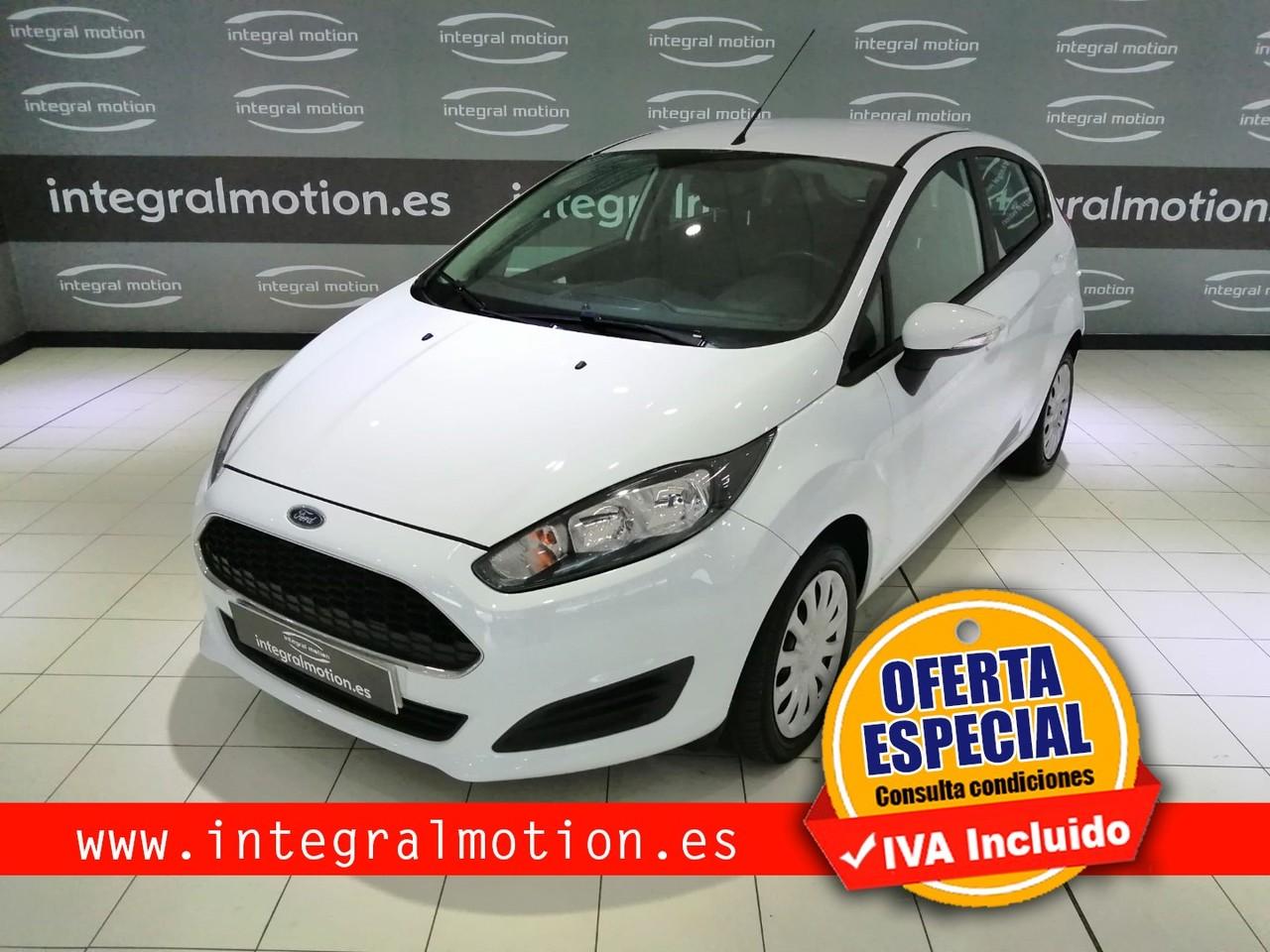 Ford Fiesta 1.5 TDCi 55kW (75CV) Trend 5p  - Foto 1