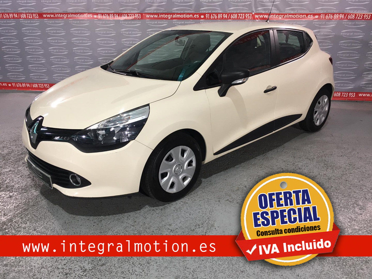 Renault Clio Business dCi 55kW (75CV) -18  - Foto 1