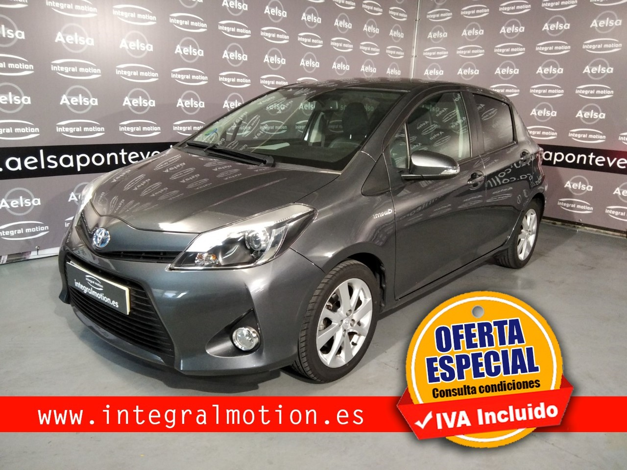 Toyota Yaris Hybrid Active   - Foto 1