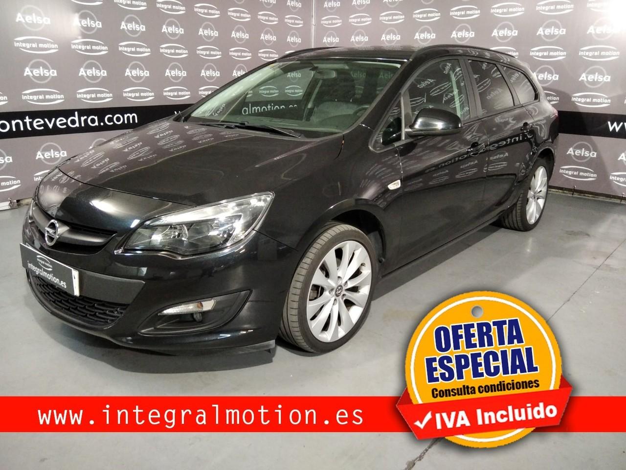 Opel Astra 1.7 CDTi S/S 110 CV Selective ST  - Foto 1