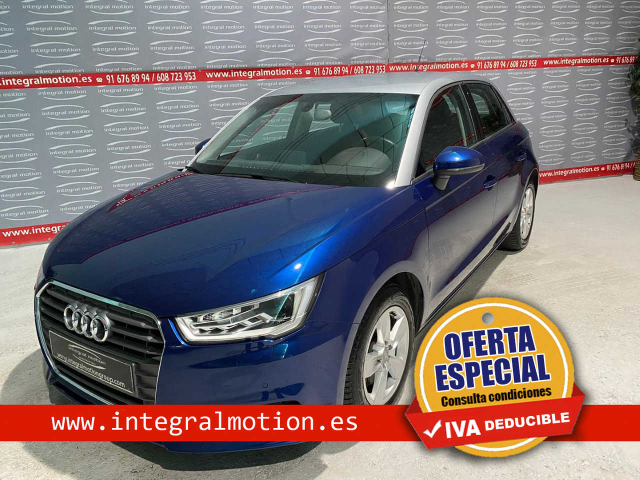 Audi A1  Sportback 1.6 TDI   - Foto 1