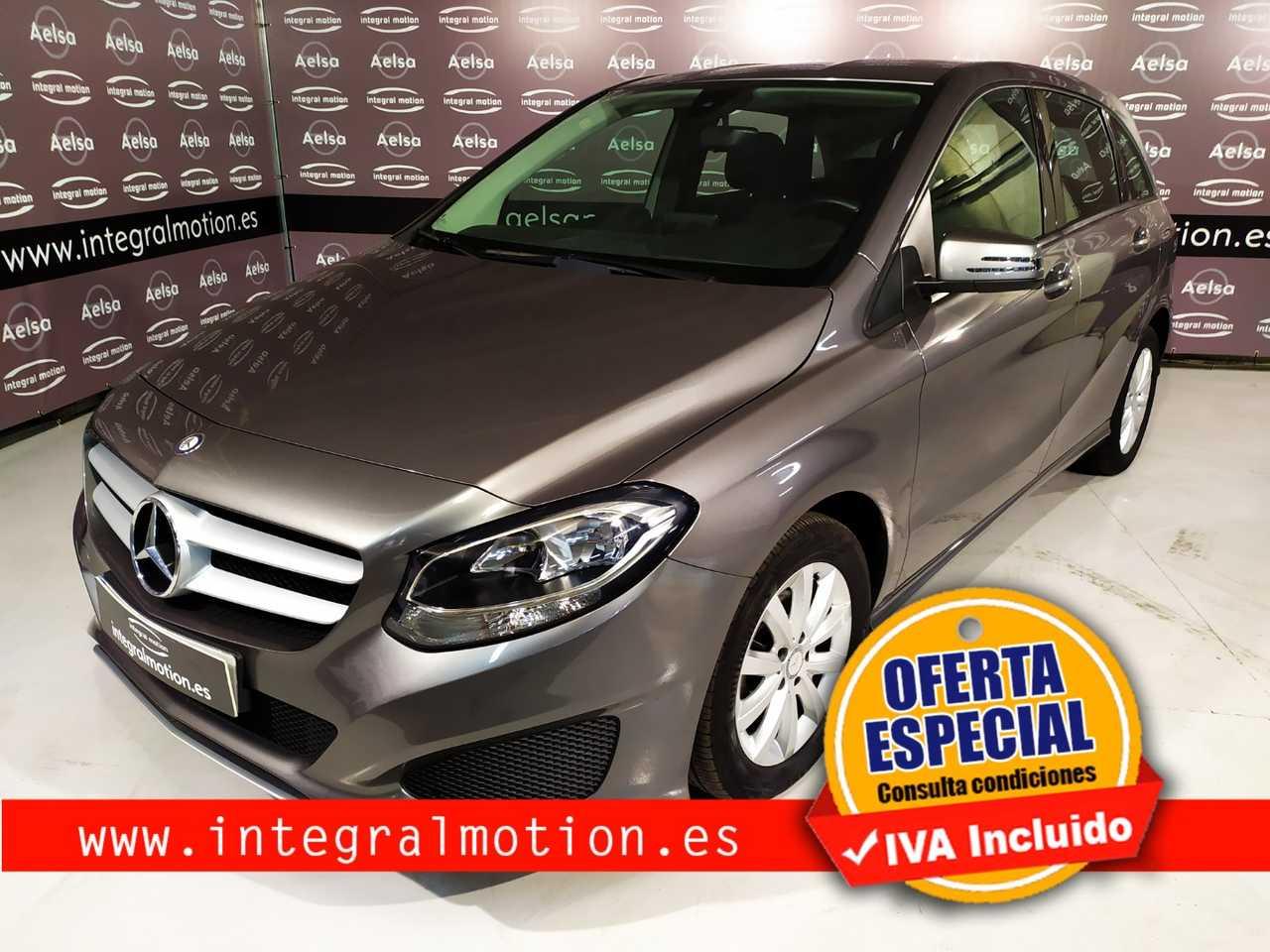 Mercedes Clase B Business 1.5 180d 110   - Foto 1