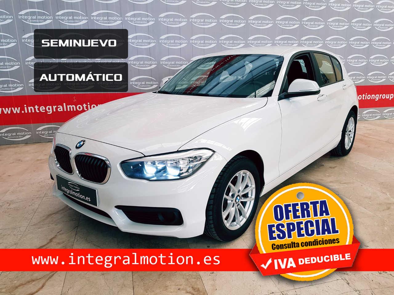 BMW Serie 1 116d 115CV   - Foto 1