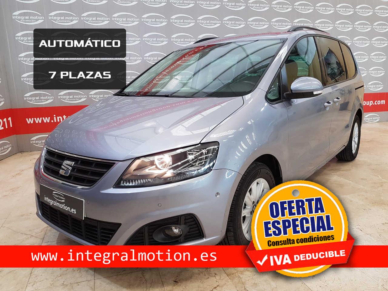 Seat Alhambra 2.0 TDI 150CV DSG Style   - Foto 1