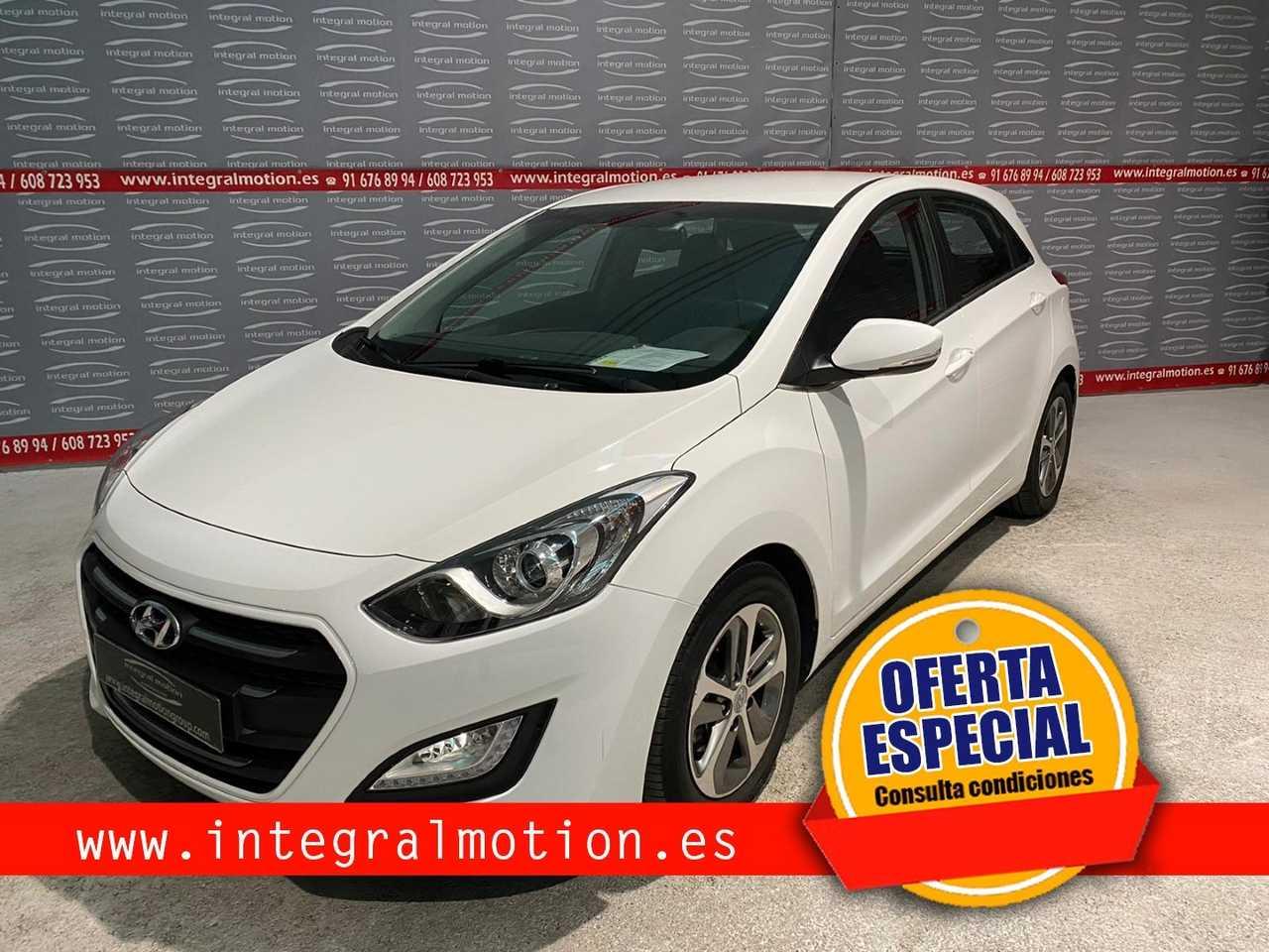 Hyundai i30 1.6 CRDI 110 Blue Drive EA Sports   - Foto 1