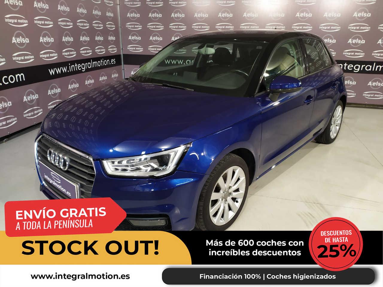 Audi A1  Sportback 1.6 TDI 116CV Attraction   - Foto 1