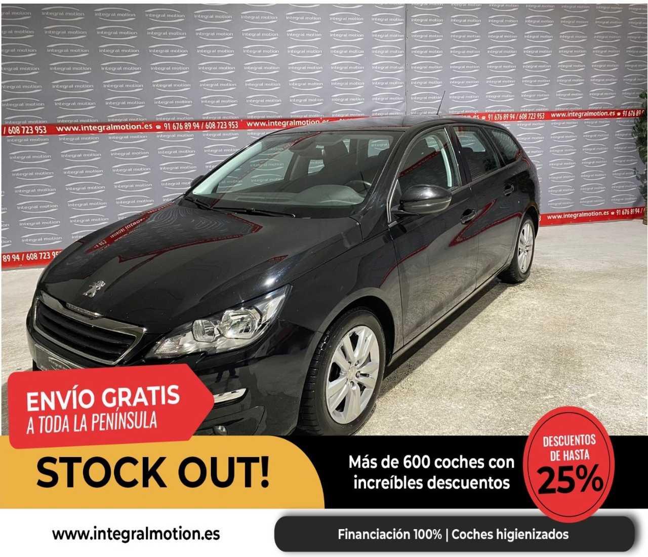 Peugeot 308 SW Active 1.6 HDI 120CV   - Foto 1