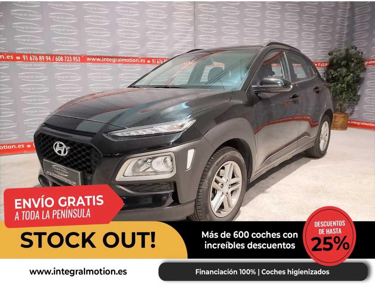 Hyundai Kona 1.0 T-GDI Klass 4x2   - Foto 1