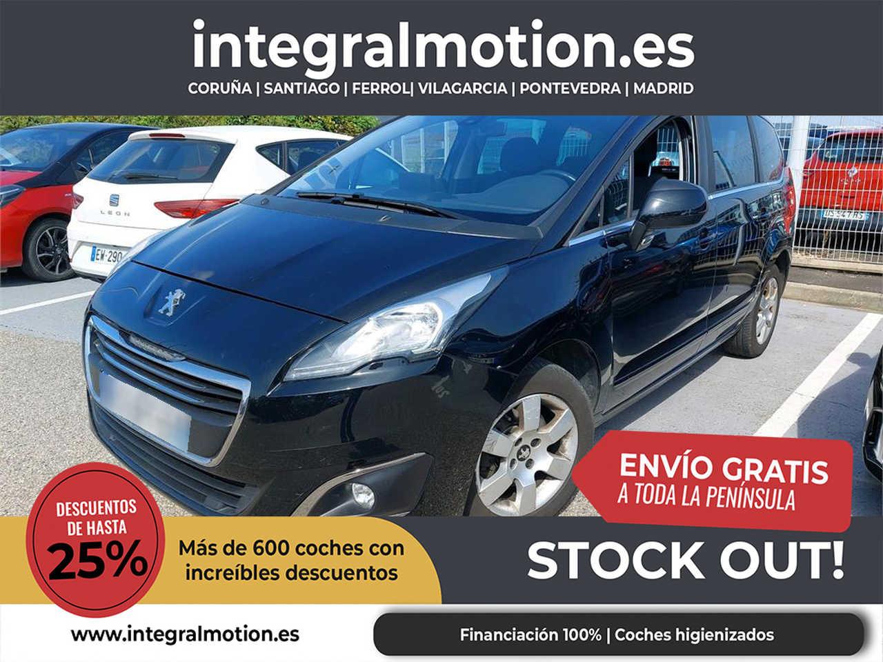 Peugeot 5008 1.6 BlueHDi 120CV   - Foto 1