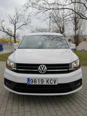 Volkswagen Caddy 2.0 TDI 75CV KOMBI BLUEMOTION 5 PLAZAS   - Foto 2