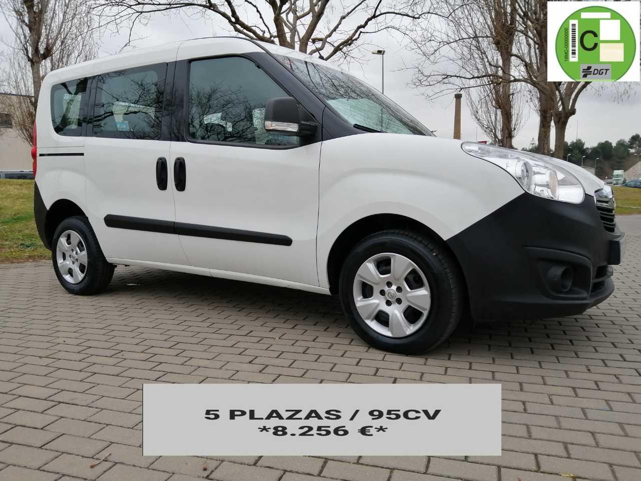 Opel Combo Life 95CV COMBI DOBLE PUERTA LATERAL   - Foto 1