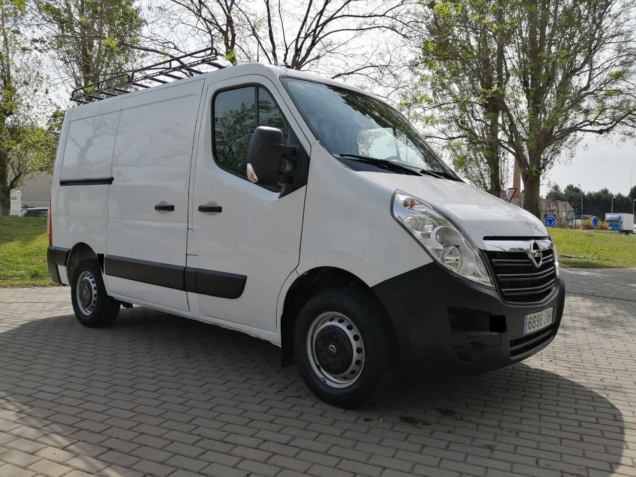 Opel Movano 2.3 CDTI 130CV L1H1 3.5T   - Foto 1