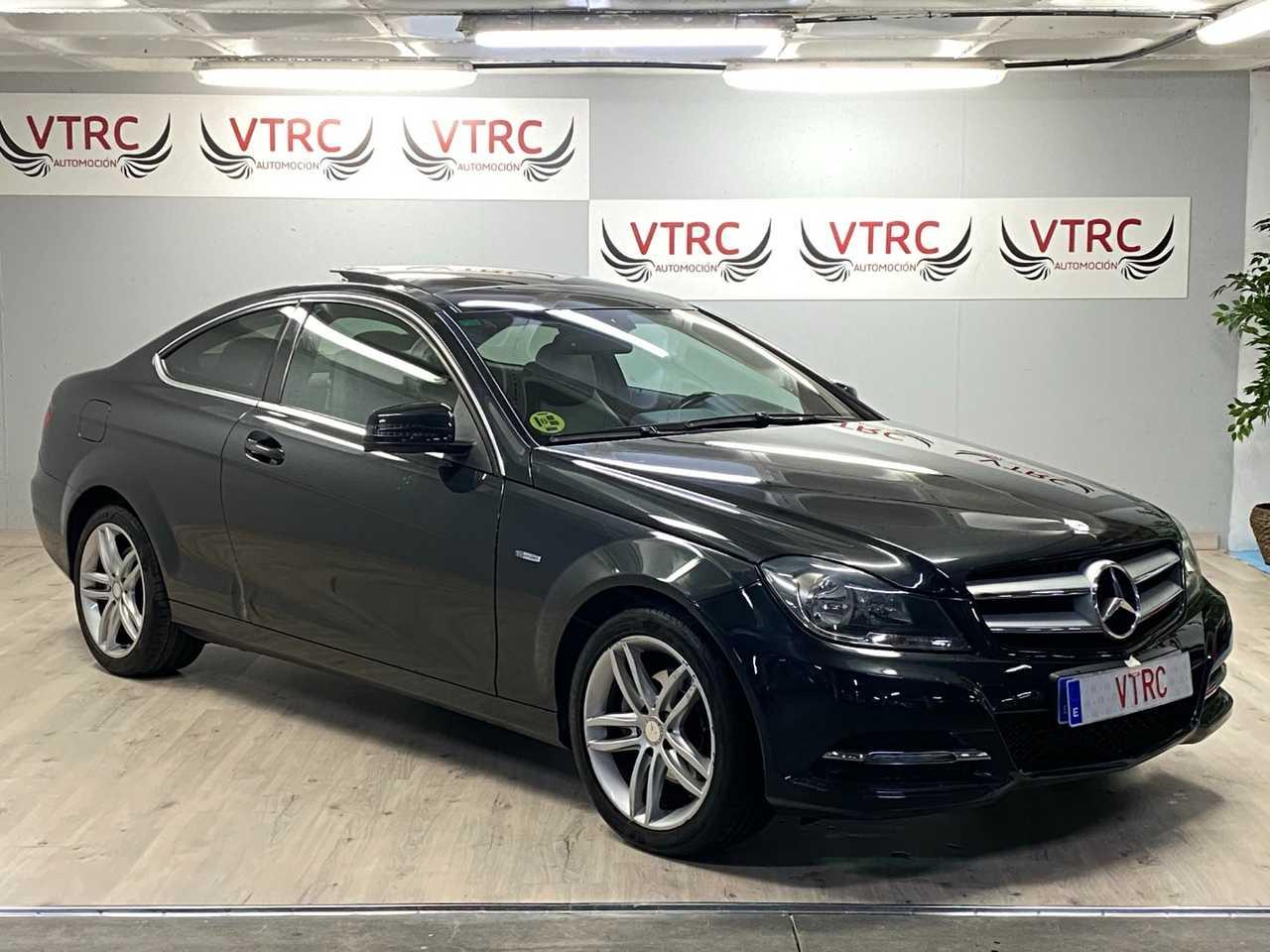 Mercedes Clase C Coupé 250CDi   - Foto 1