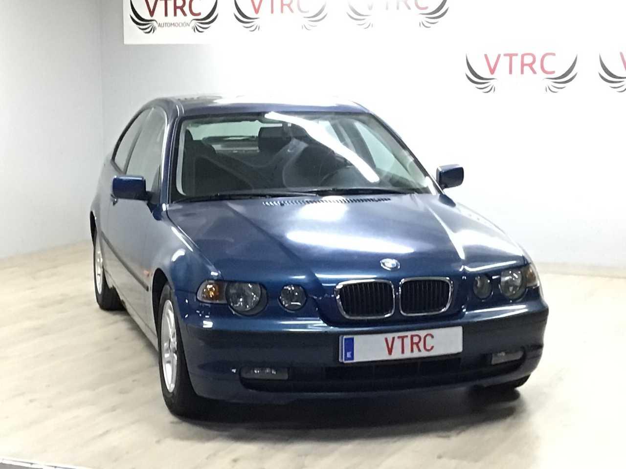 BMW Serie 3 316TI M   - Foto 1