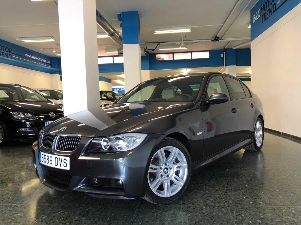 BMW Serie 3 325i X-Drive 218cv Automático **PACK M**   - Foto 1