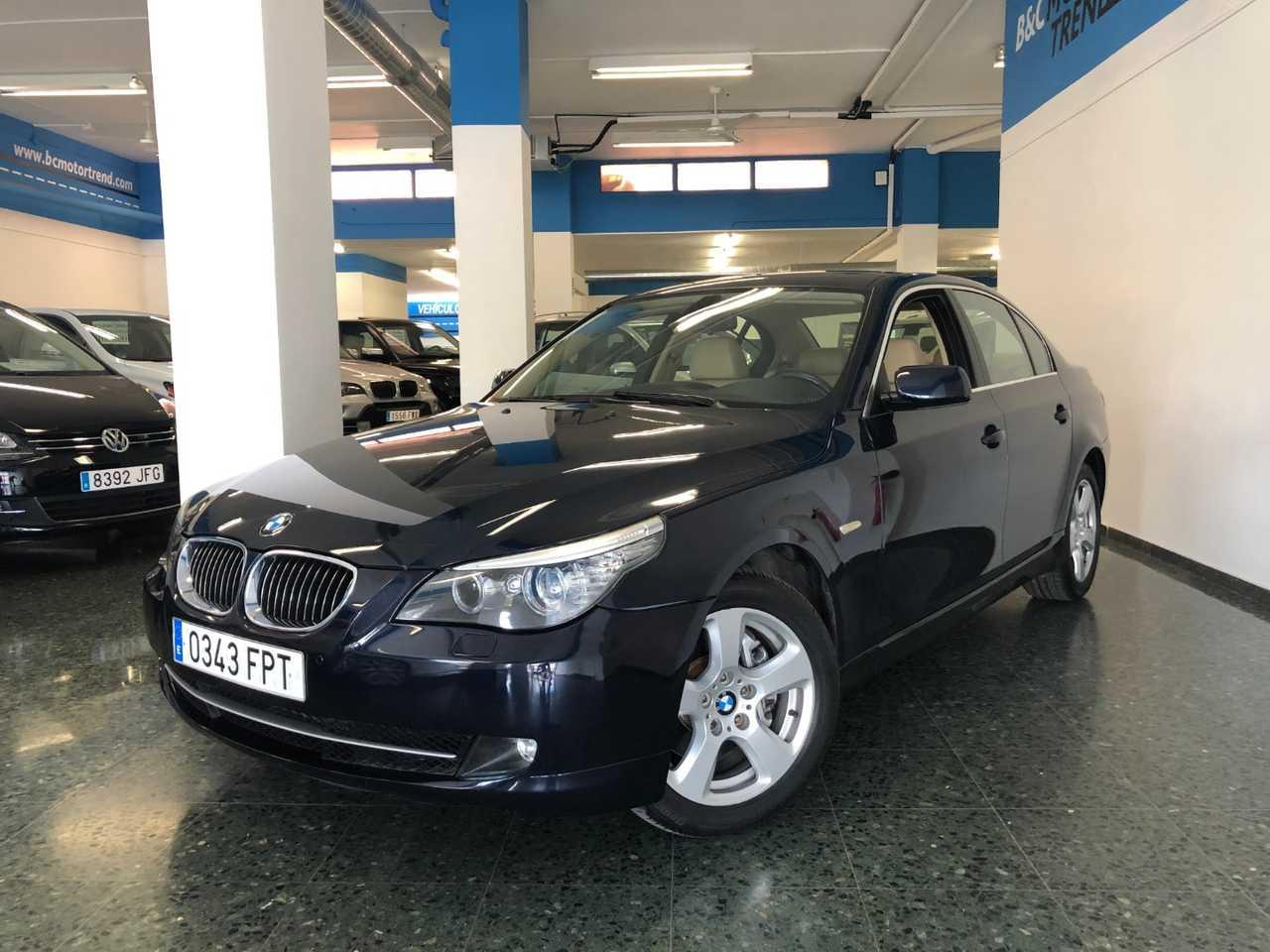 BMW Serie 5 530D X-Drive 235cv Aut. **NACIONAL + Libro Revisiones**   - Foto 1