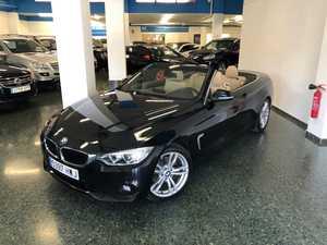 BMW Serie 4 Cabrio 420D 185cv Sport *NACIONAL + LIBRO REVISIONES*   - Foto 2