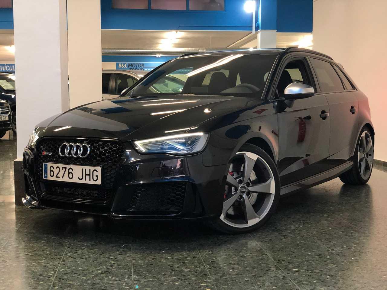 Audi RS3 2.5TFSI 367cv S-Tronic QUATTRO **NACIONAL - SÓLO 46.000KMS**   - Foto 1