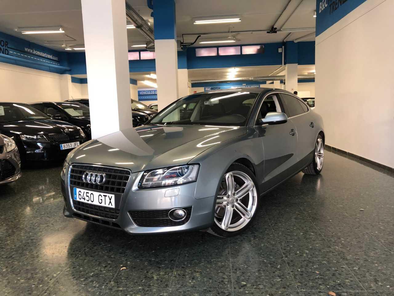Audi A5 Sportback 2.0TDI 170cv **PACK SPORT**   - Foto 1