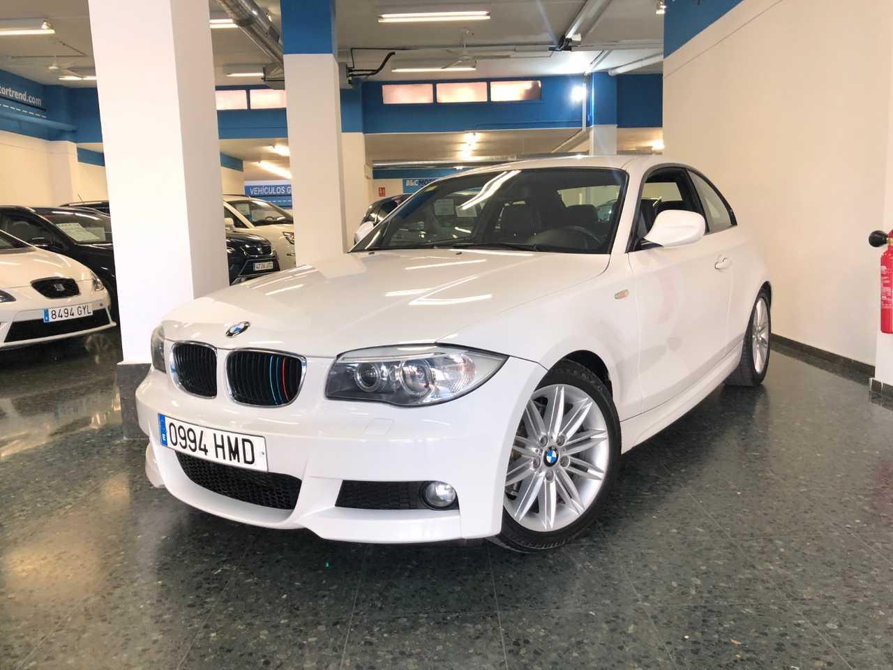 BMW Serie 1 Coupé 118D 143cv Automático **PACK M**   - Foto 1