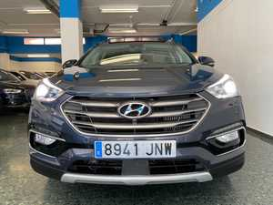 Hyundai Santa Fe 2.2 CRDI STYLE SAFE BROWN ED AUTO 4X4 7 PLAZAS   - Foto 3