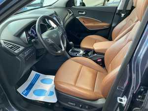Hyundai Santa Fe 2.2 CRDI STYLE SAFE BROWN ED AUTO 4X4 7 PLAZAS   - Foto 2