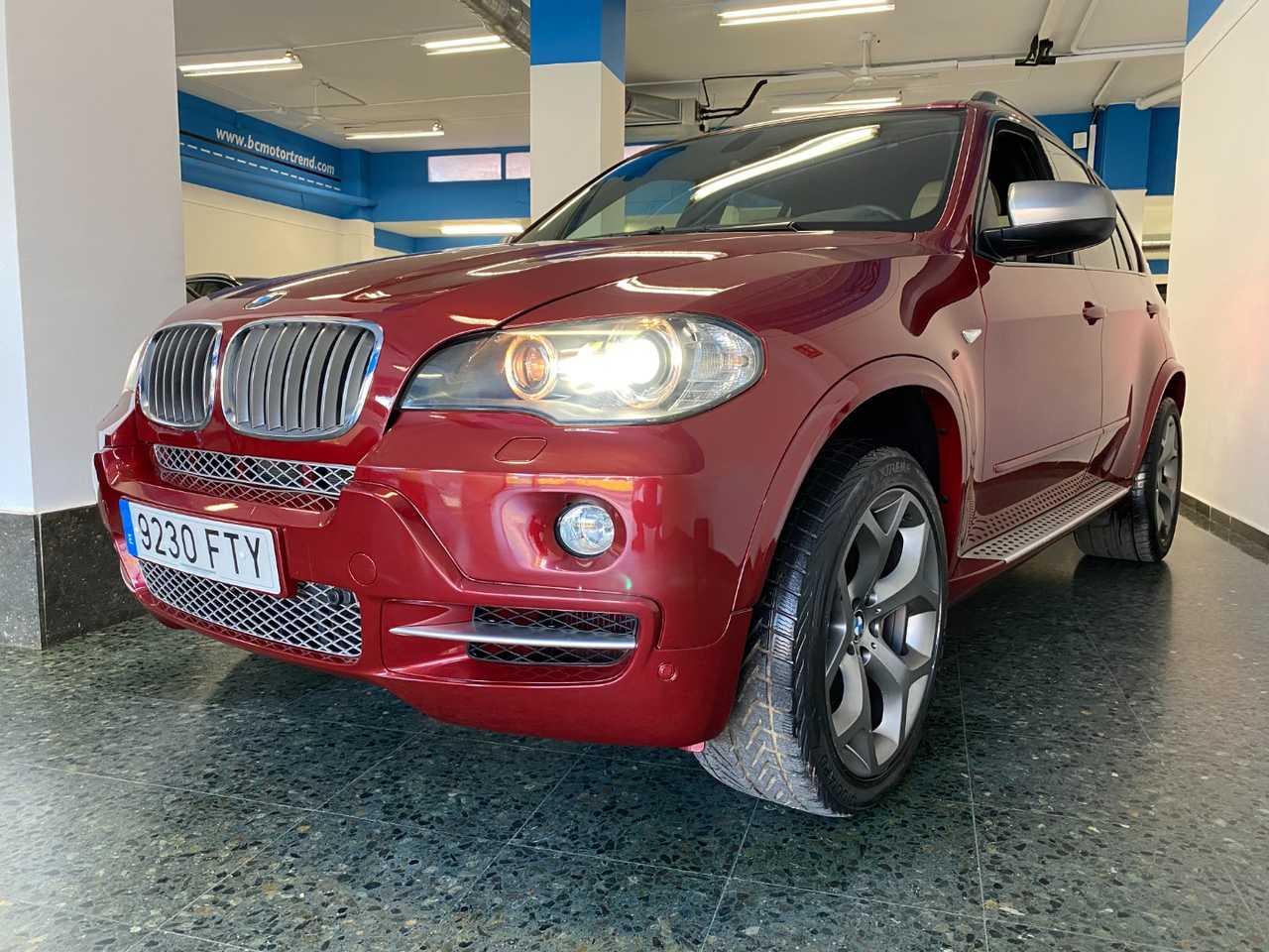 BMW X5 4.8 I X-DRIVE 355CV PACK M   - Foto 1