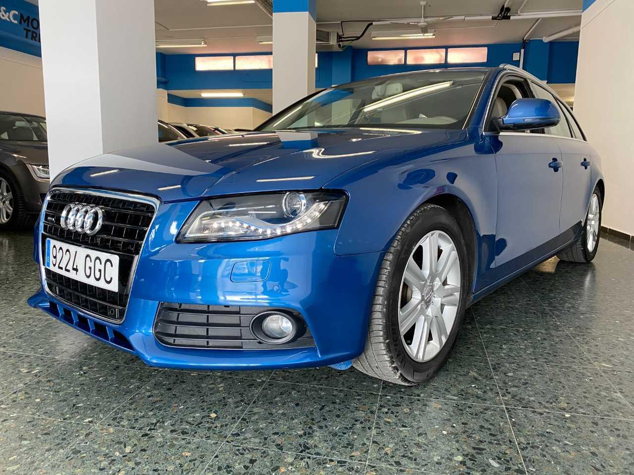 Audi A4 Avant 3.2 FSI QUATTRO TIPTRONIC 265CV.   - Foto 1