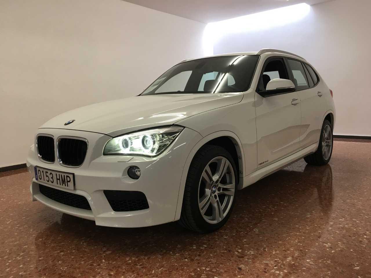 BMW X1 2.5D 218cv. Automático X-Drive **PACK M**   - Foto 1