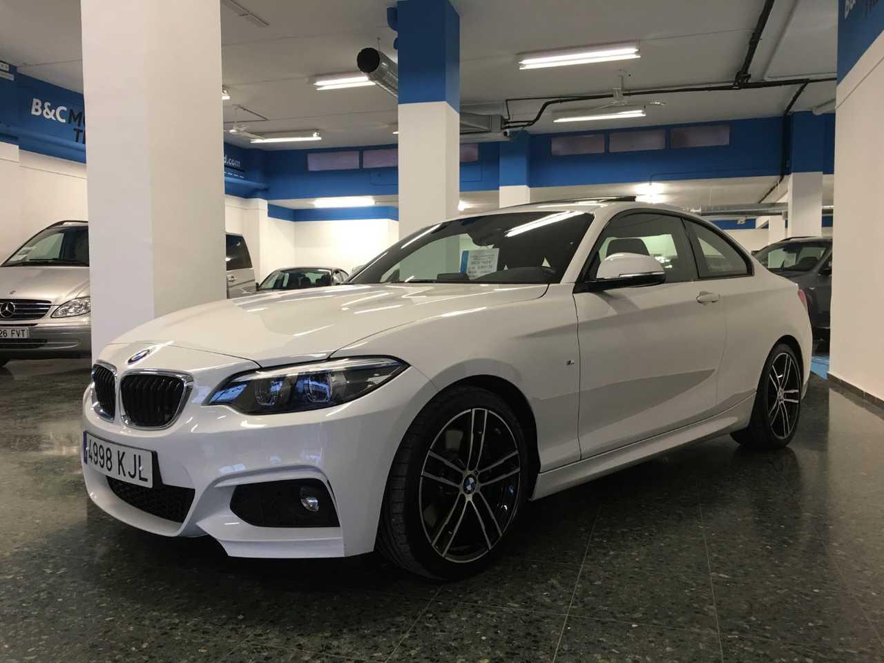 BMW Serie 2 Coupé 230i M-Sport Automático + Levas en Volante   - Foto 1