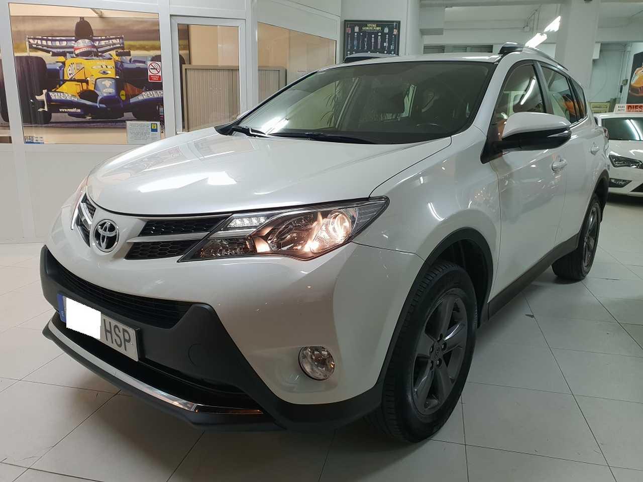 Toyota Rav4 120d 4x4 125cv ADVANCE   - Foto 1