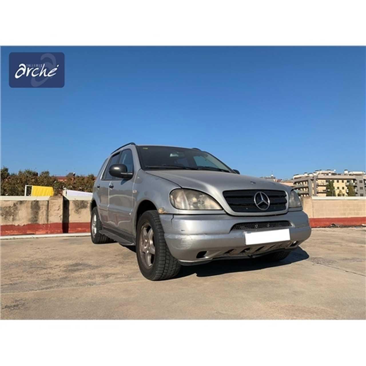 Mercedes-Benz Clase M 270 CDI (163.113)  - Foto 1