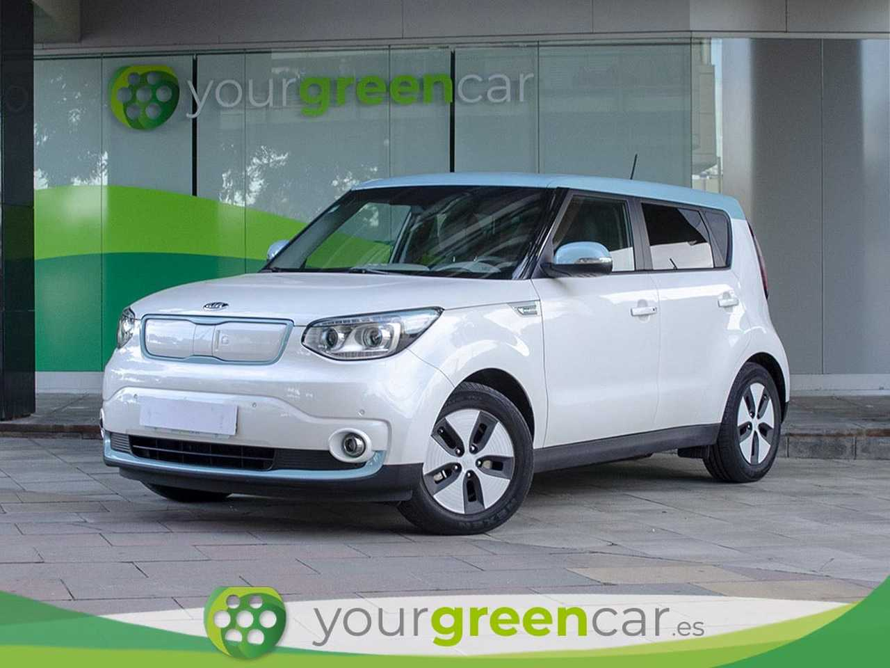 Kia Soul EV 27 kWh   - Foto 1