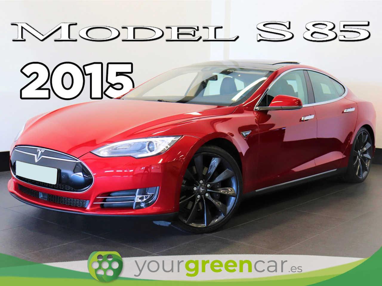 Tesla Model  S S85 Turbine 21''   - Foto 1