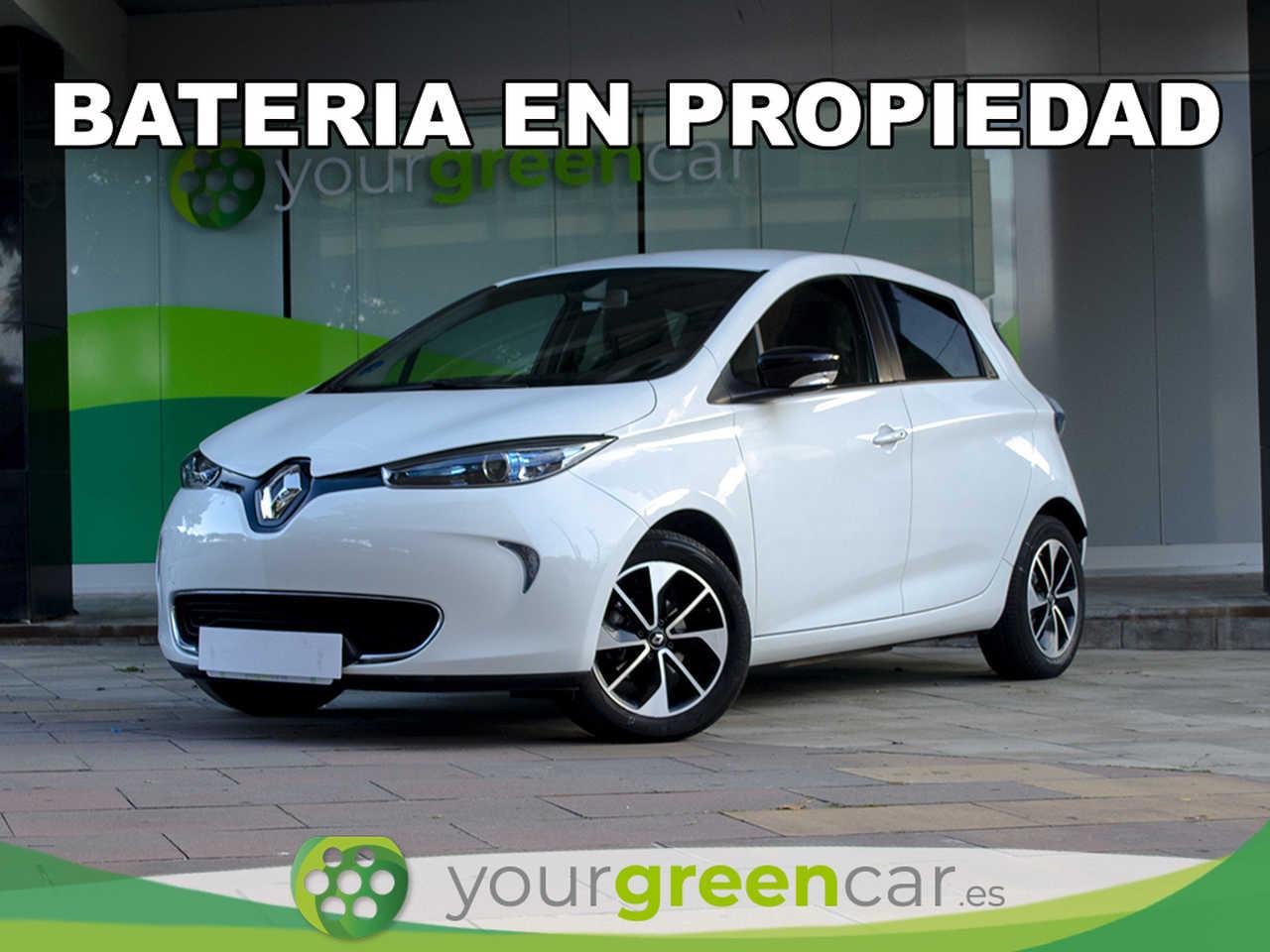 Renault Zoe Intens 40 R90 Bateria en Propiedad   - Foto 1