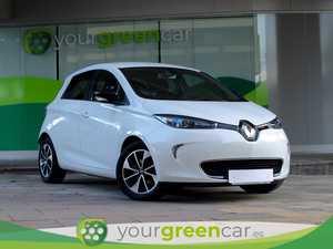 Renault Zoe Intens 40 R90 Bateria en Propiedad   - Foto 3