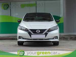 Nissan Leaf N-Connecta Bitono 40 kWh   - Foto 2